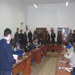 Activităţi de control şi informare preventivă desfășurate de ISU Drobeta