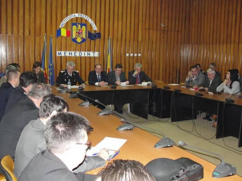 """Bilanţul ISU """"Drobeta""""pe anul 2014"""