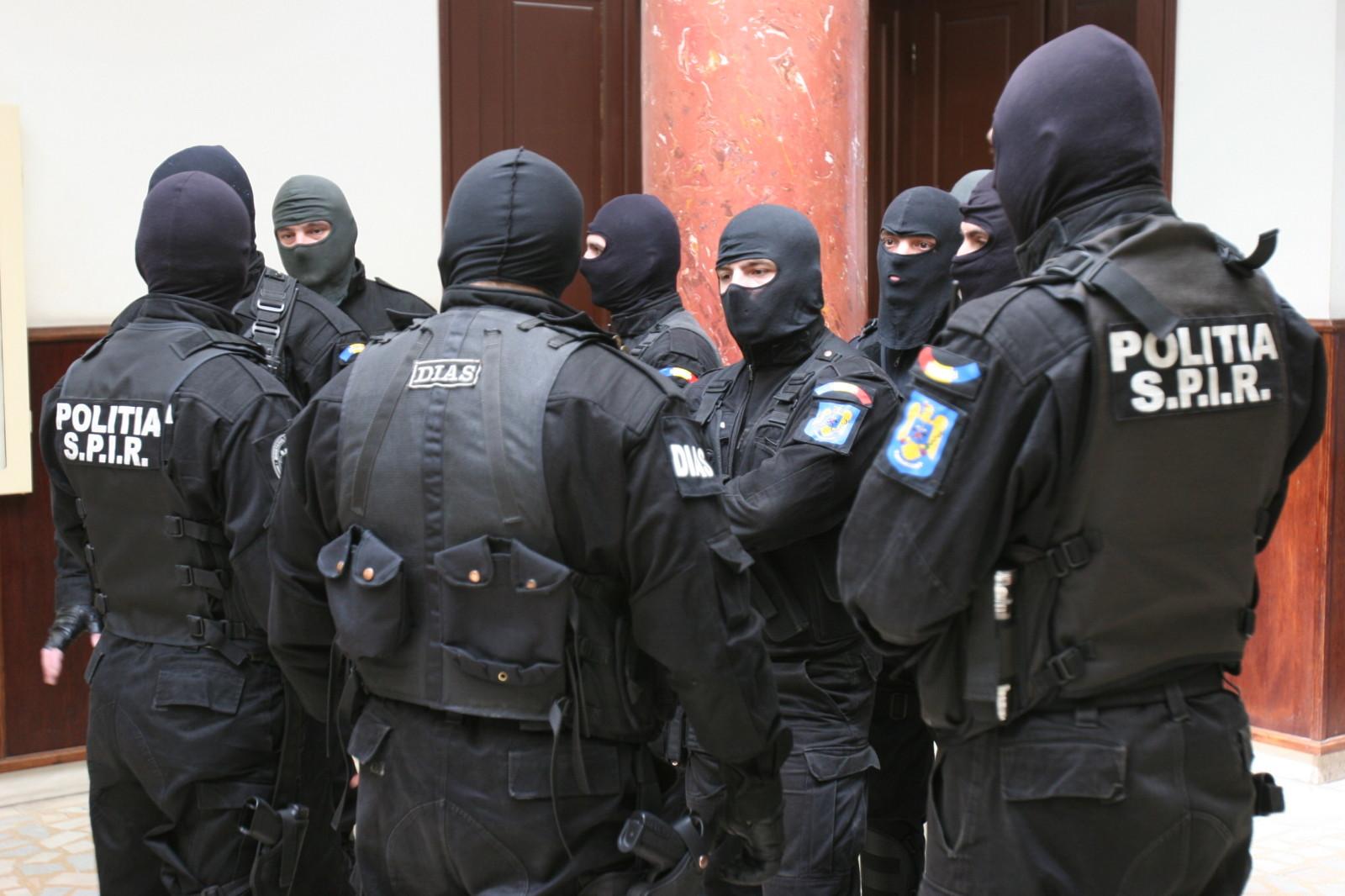 ACŢIUNE A POLIŢIEI PENTRU PREVENIREA ŞI COMBATEREA CONTRABANDEI CU ŢIGĂRI