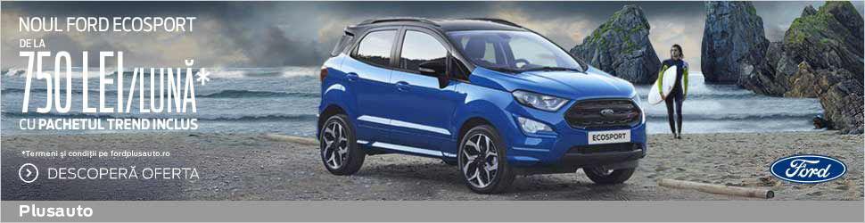 Noul Ford Ecosport