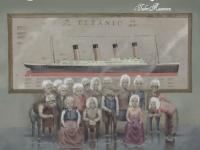 Tudor Musatescu si nemuritoarea lui piesa Titanic Vals