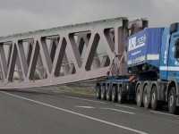 Transport agabaritic pe ruta DN6 Craiova