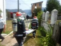 Pompierii din cadrul ISU Drobeta la datorie