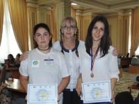 Rezultate de excepţie la Olimpiada Internaţională a Elenismului pentru elevii mehedinţeni