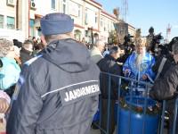 De Bobotează,  jandarmii vor  asigura ordinea  și siguranța publică