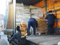 Peste 6 tone de legume confiscate de poliţişti