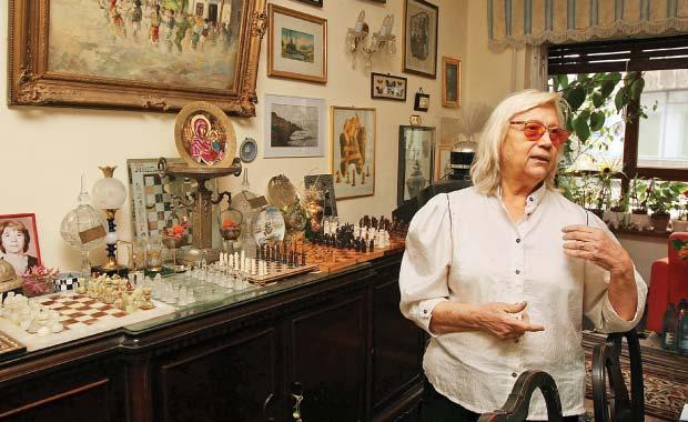 Marea Maestră Internaţională Elisabeta Polihroniade a încetat din viaţă, sâmbătă, la vârsta de 80 de ani