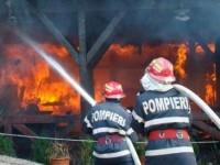 Incendiu în cartierul Kiseleff