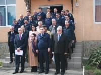Întâlnire între generații la sediul Jandarmeriei Mehedinți