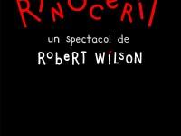 Rinocerii lui Robert Wilson pe scena din Ljubljana