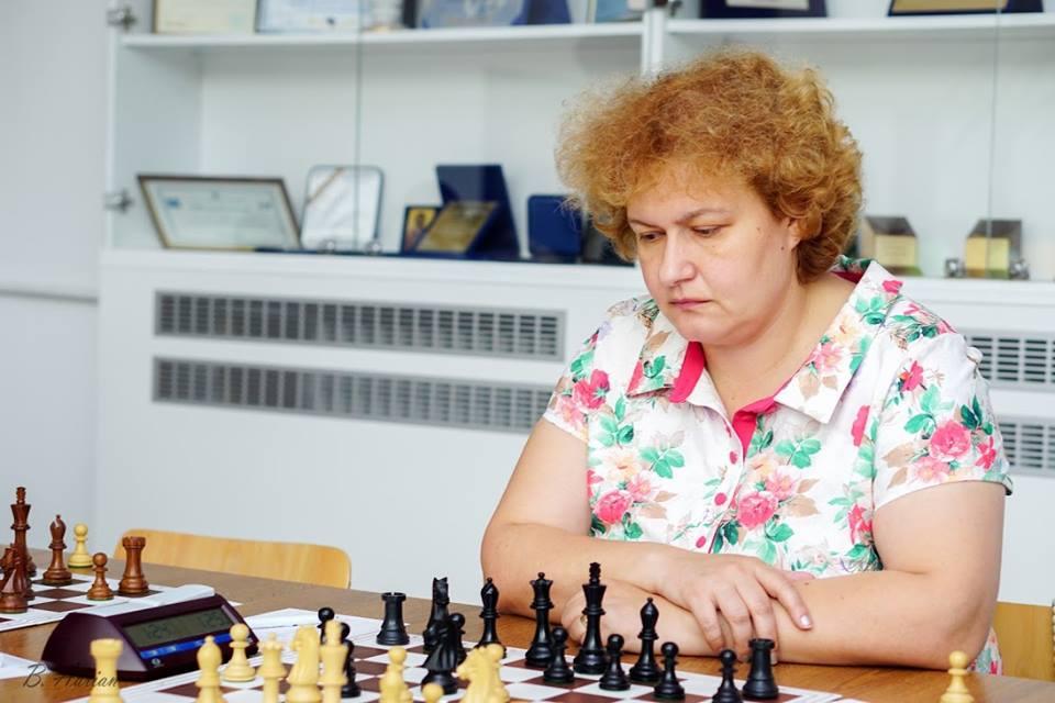 Marea Maestra Internationala Irina Ionescu – locul I la feminin la Festivalul International de Sah de la Arad