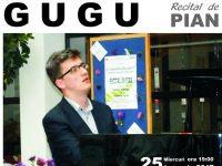 Filarmonica Oltenia Craiova va prezinta: recital de pian Ieronim Cosmin Gugu