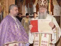 Un nou preot în Episcopia Severinului și Strehaiei