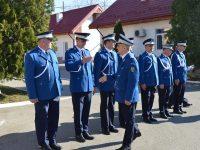 Avansări în grad, diplome si felicitări de Ziua Jandarmeriei Române