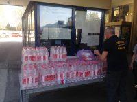 300 de litri de alcool confiscat în Punctul de Trecere a Frontierei Porţile de Fier I