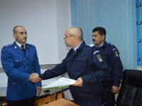 Un jandarm mehedințean a promovat examenul de trecere în corpul ofițerilor.