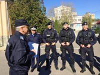 Jandarmii mehedințeni vor fi la datorie și în noaptea de Revelion