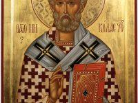 Sfântul Nicolae de Mira (cca 280-345 d.Hr)