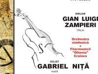 Concert Paganini la Filarmonica din Craiova