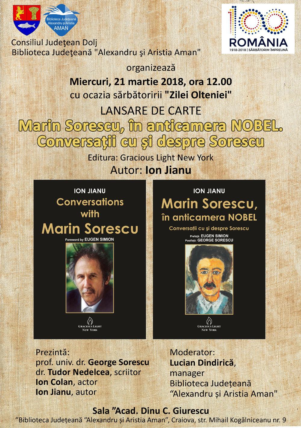 Lansare carte, Craiova