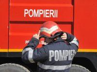 24 de persoane evacuate din cauza unui incendiu