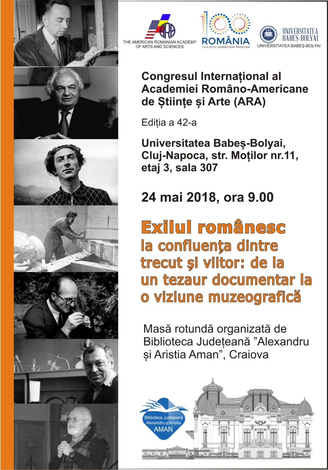 Congresul Academiei Româno-Americane de Științe și Arte