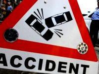 Șofer tânăr accidentează 4 mașini