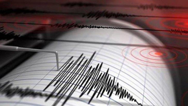 Cutremur în noaptea de joi spre vineri, 4 mai 2018.