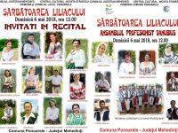 Sărbătoarea Liliacului (5-6 mai, 2018) sărbătorită la Ponoarele