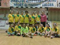 Campionatul National Handbal Feminin J3 la Drobeta Turnu Severin