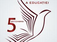05 Octombrie, Ziua Internațională a Educației