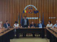 Mehedinți, gazdă a Consfătuirii naționale a inspectorilor școlari pentru proiecte educaționale