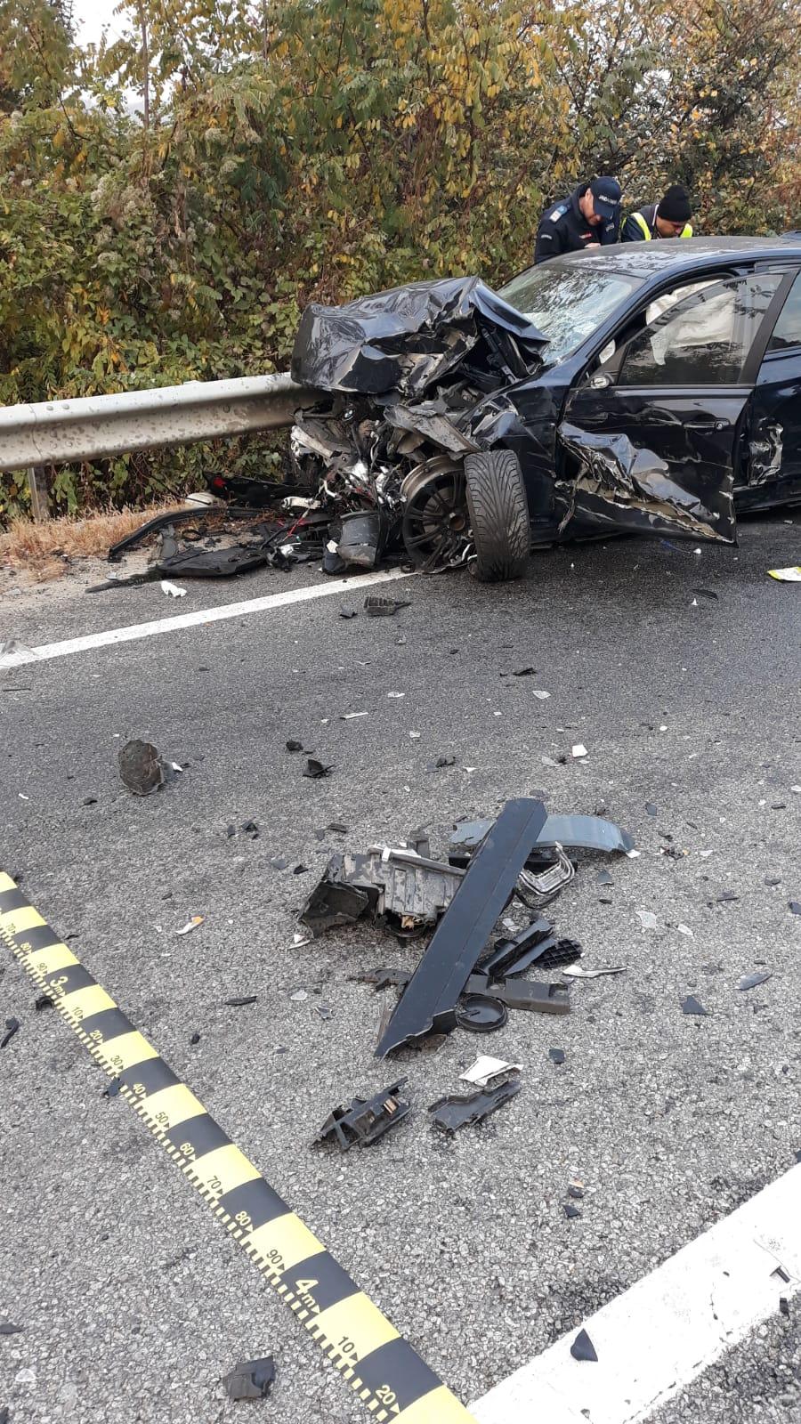 Accident soldat cu deces pe DN6 Orșova