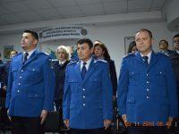 Avansări în grad, diplome și felicitări pentru jandarmi  de Ziua Națională a României