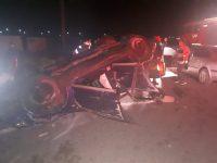 Accident cu 5 victime pe centura Severinului