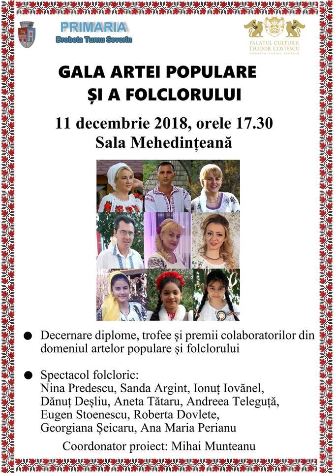 Gala Artei Populare și a Folclorului