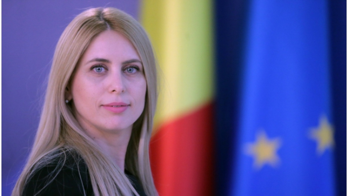 Noul şef la ANAF – Mihaela Triculescu