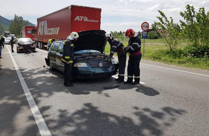Accident la Gura Văii